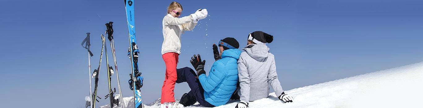 Stations familiales pour skier à petits prix