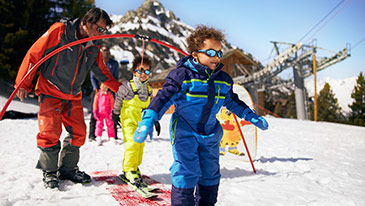 Cours de ski