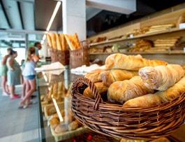 Servicio de panadería
