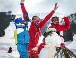 Kids Ski - Clases de esquí para niños