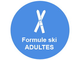 ski formule adulte