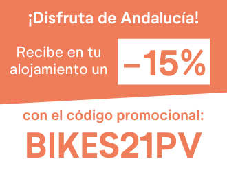 Cicloturismo Andalucía