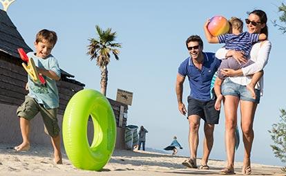 5 buenas razones para ir de vacaciones con Pierre et Vacances