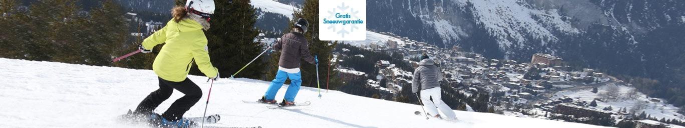gratis sneeuwgarantie
