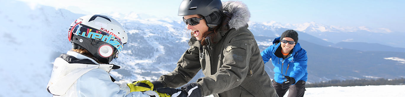 vacances hiver ski