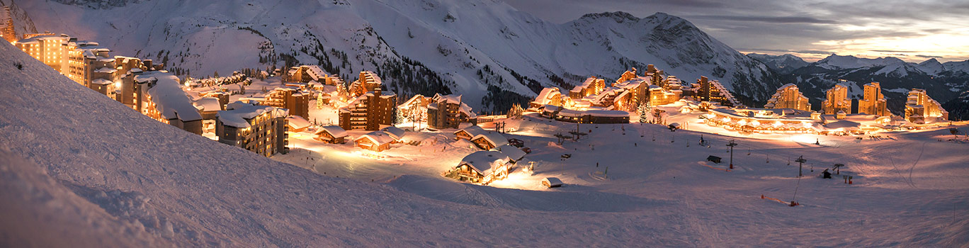 Apartamentos para esquí