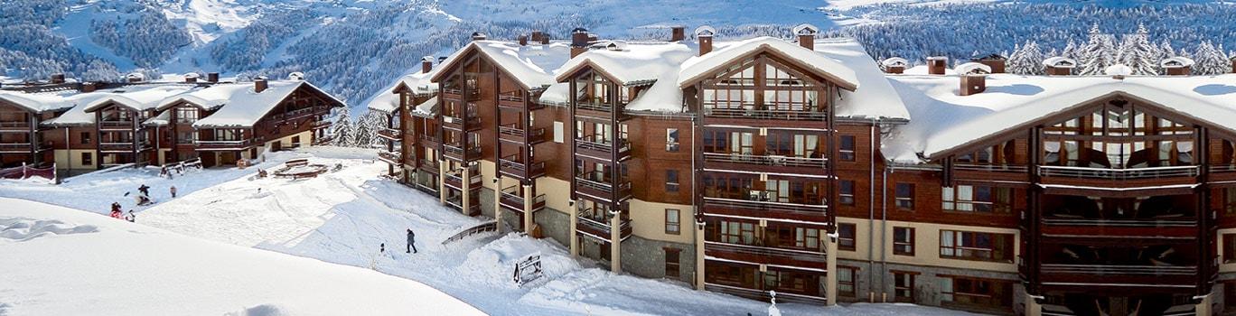 french ski resorts