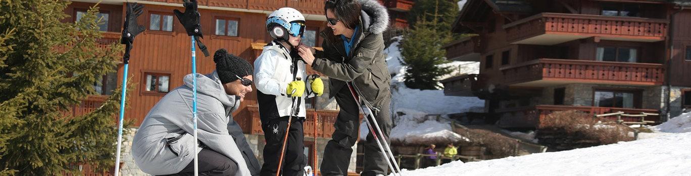 Vacances de Pâques au ski