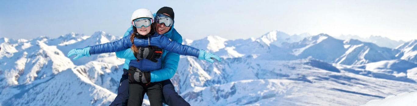 cover ski montagne
