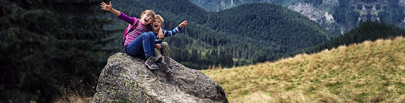 Vacaciones en la montaña