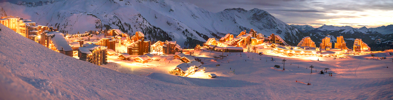 Ski Holidays in Avoriaz