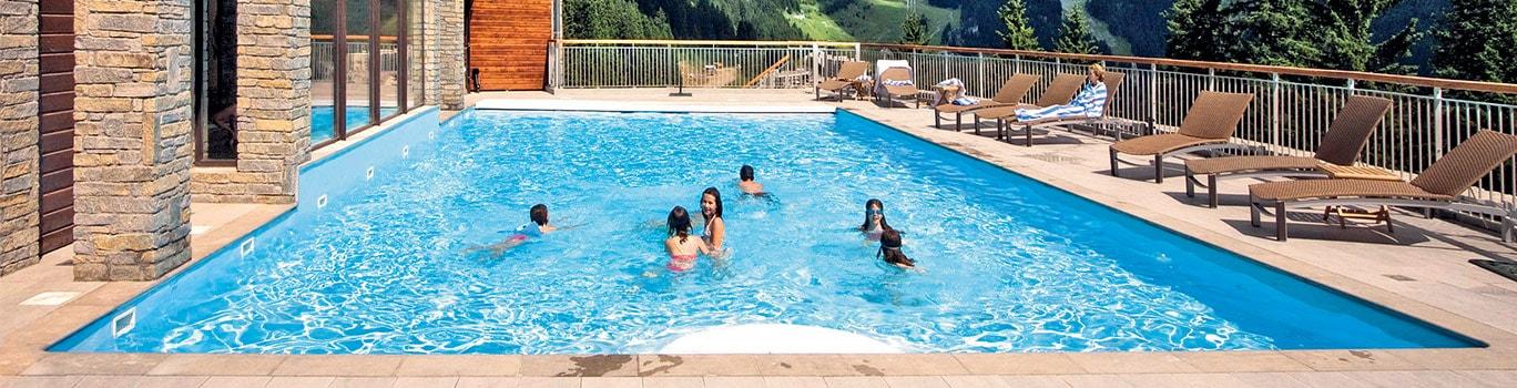 Nos résidences avec piscine