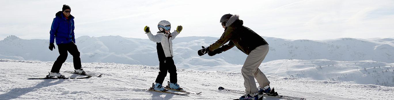 wintersport paasvakantie