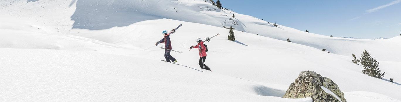 Ski hors saison