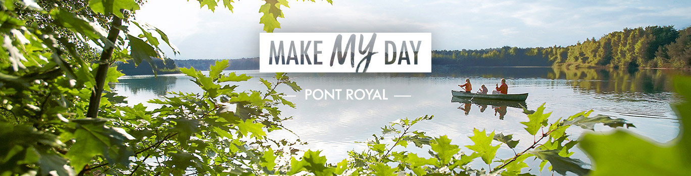 make my day pont royal