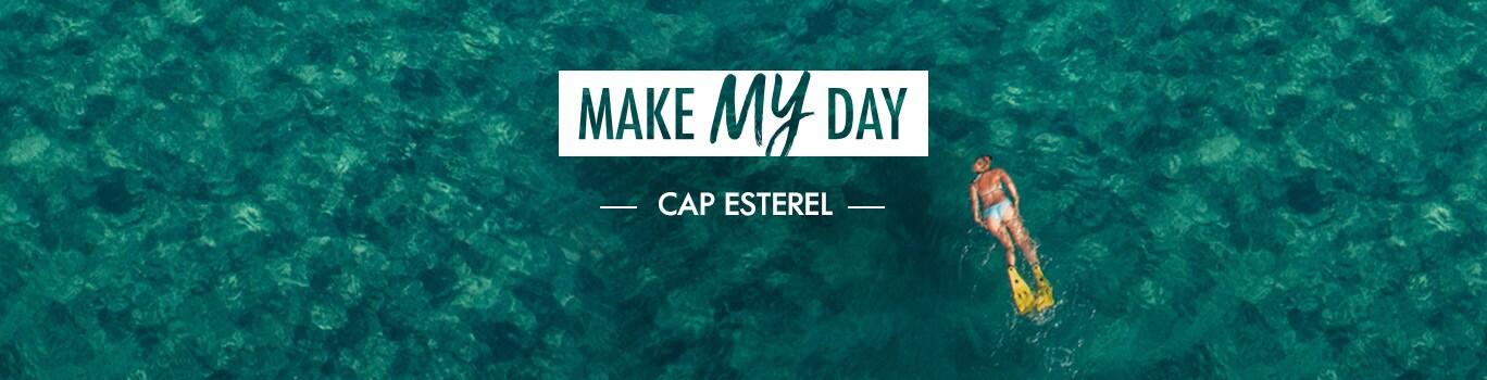 make my day cap esterel