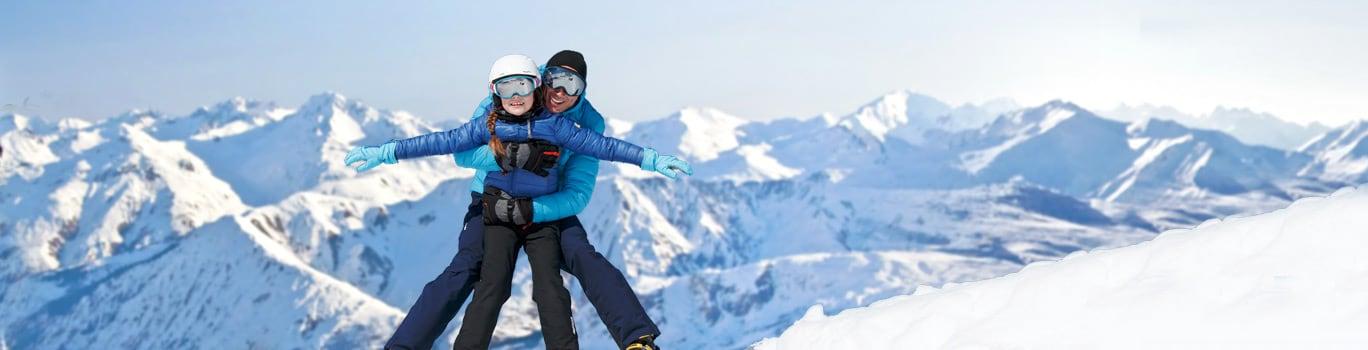 Holidays ski