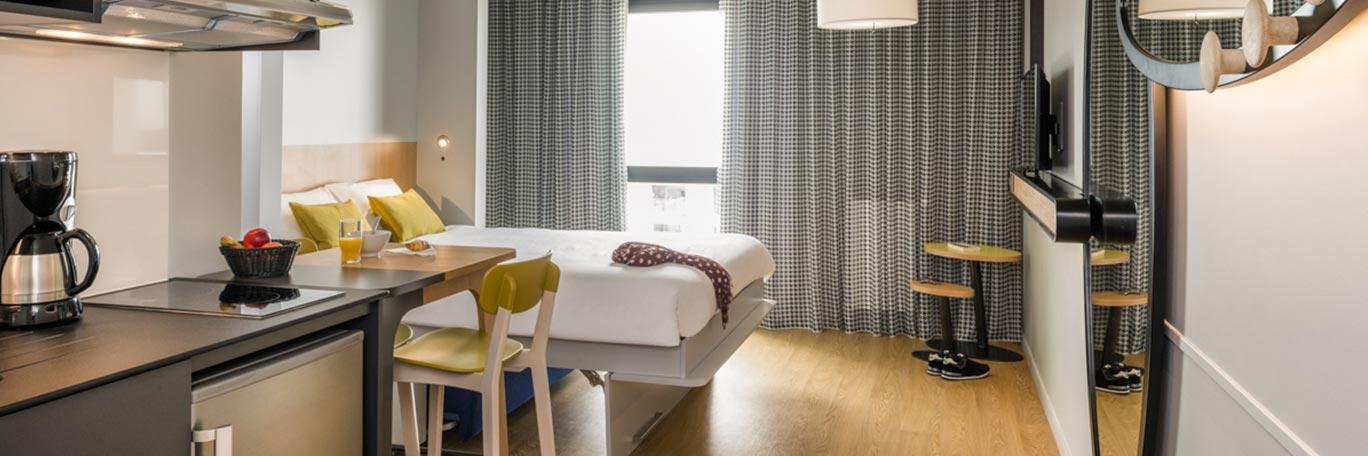 aparthotel adagio access