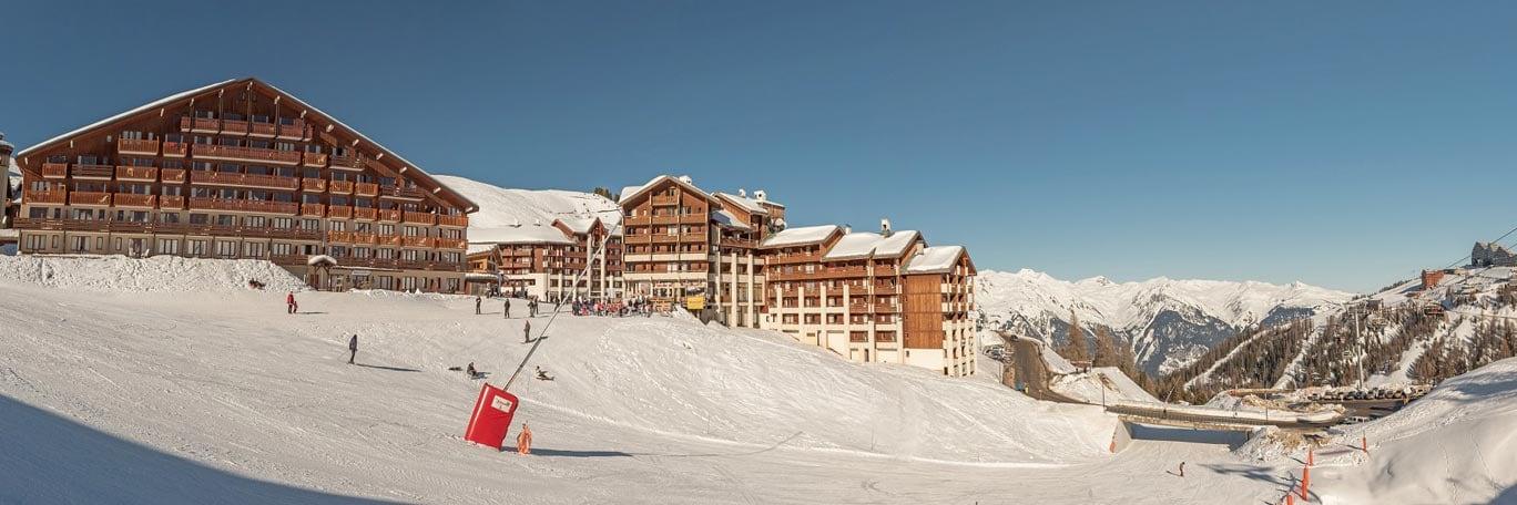 Ski Chalet Rental