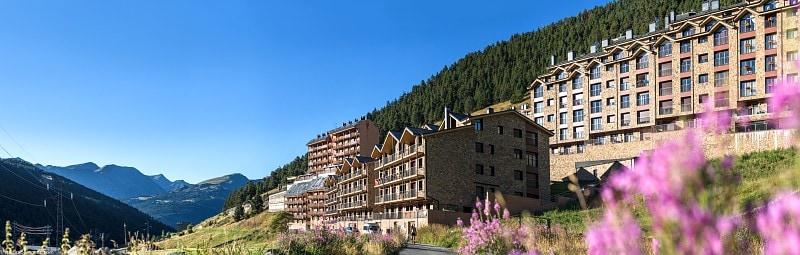 Esquí en Andorra y Pirieneos