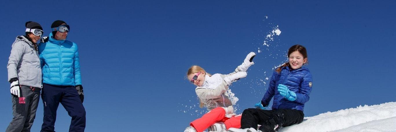 Escuela de esquí - Clases de esquí