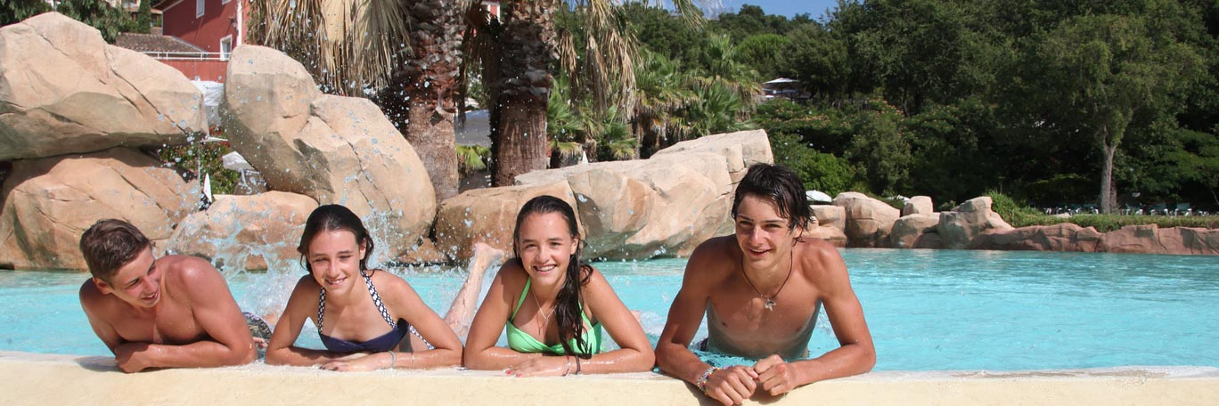 Vacaciones con adolescentes