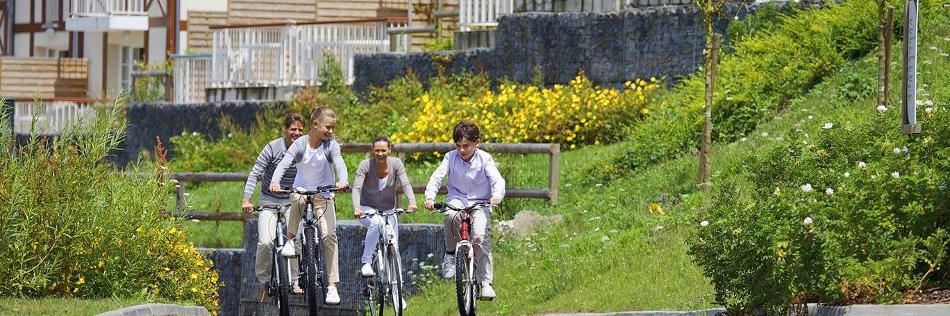 Les Séjours Bikefriendly