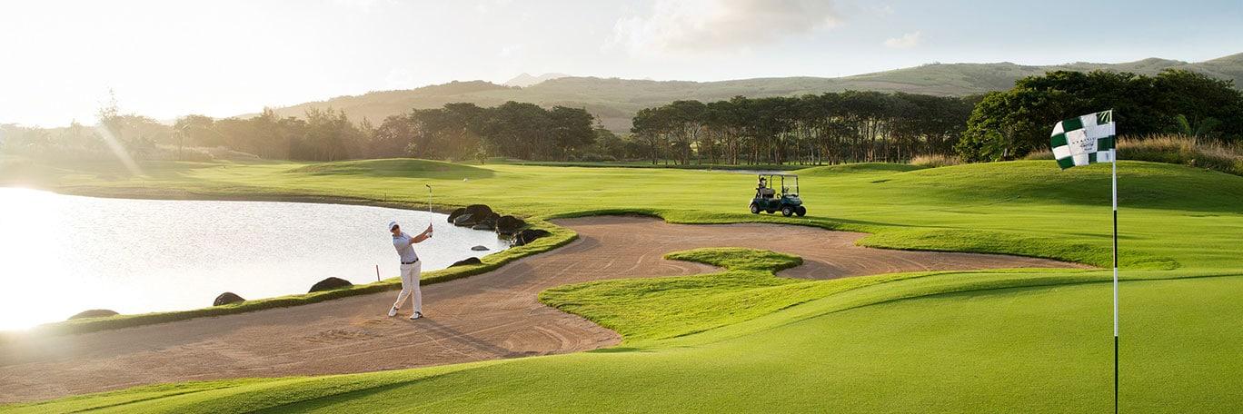 Vacaciones golf