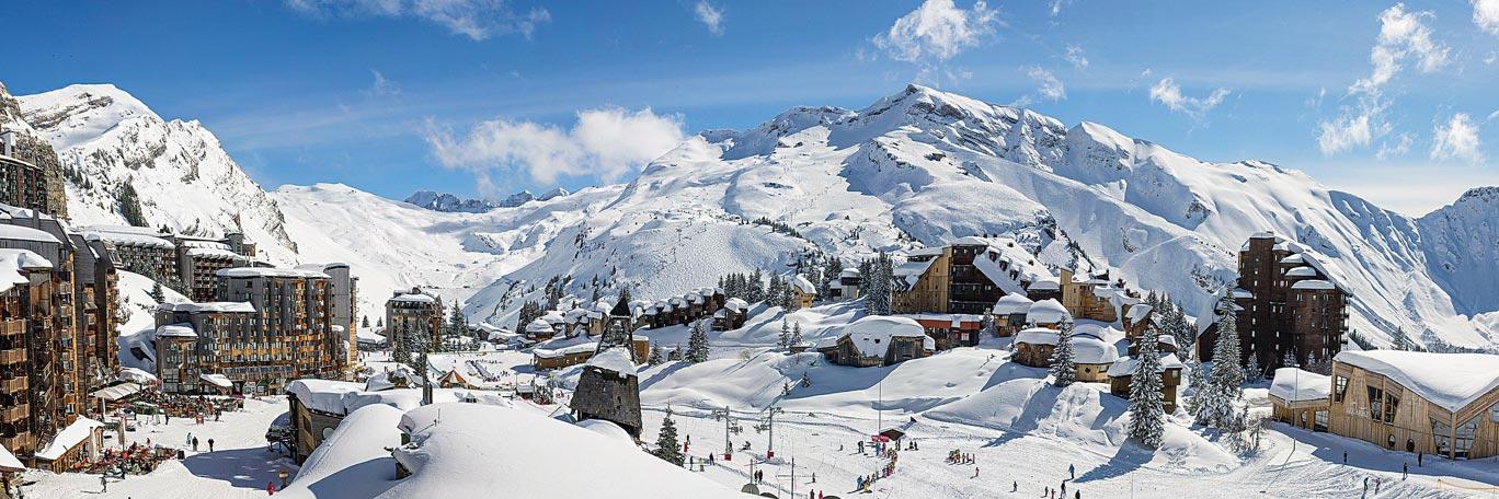 Station de ski Haute Savoie