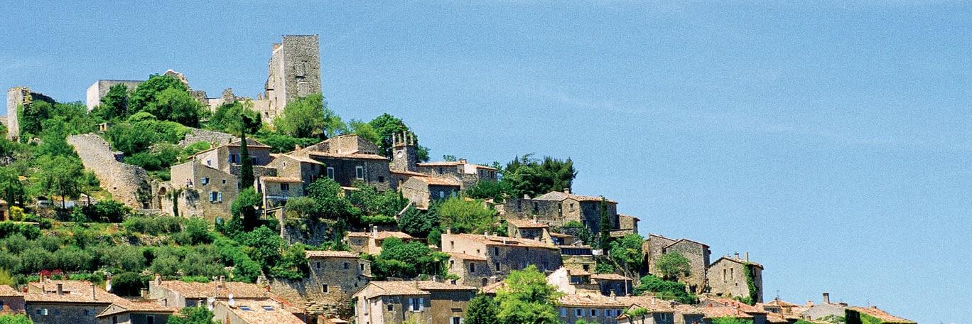 Location de vacances dans le Luberon