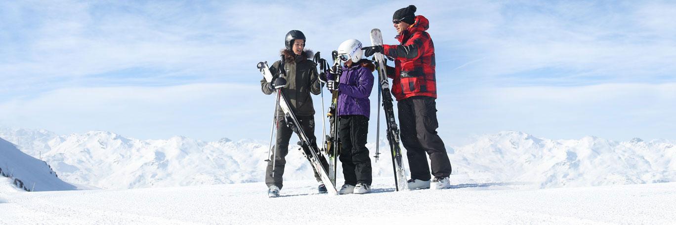 Dónde ir a esquiar?