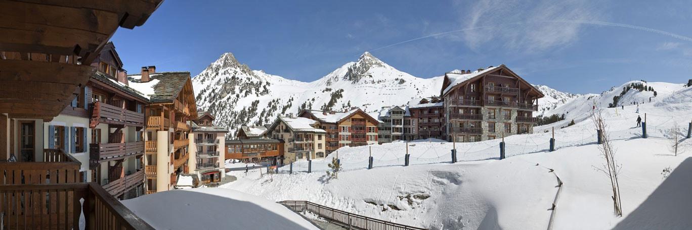 Station Hautes Alpes
