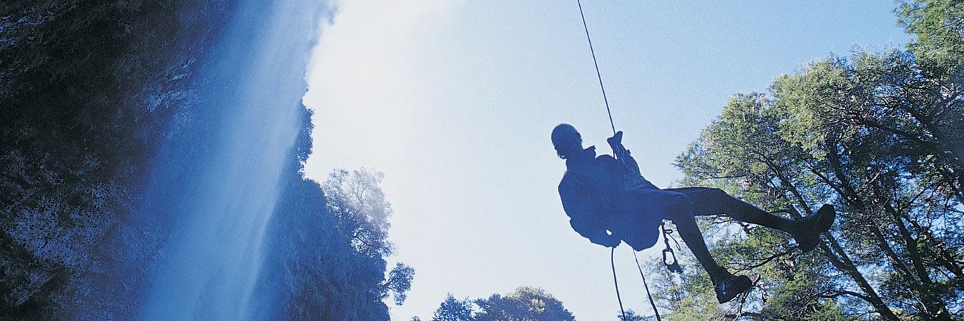 Vacances canyoning