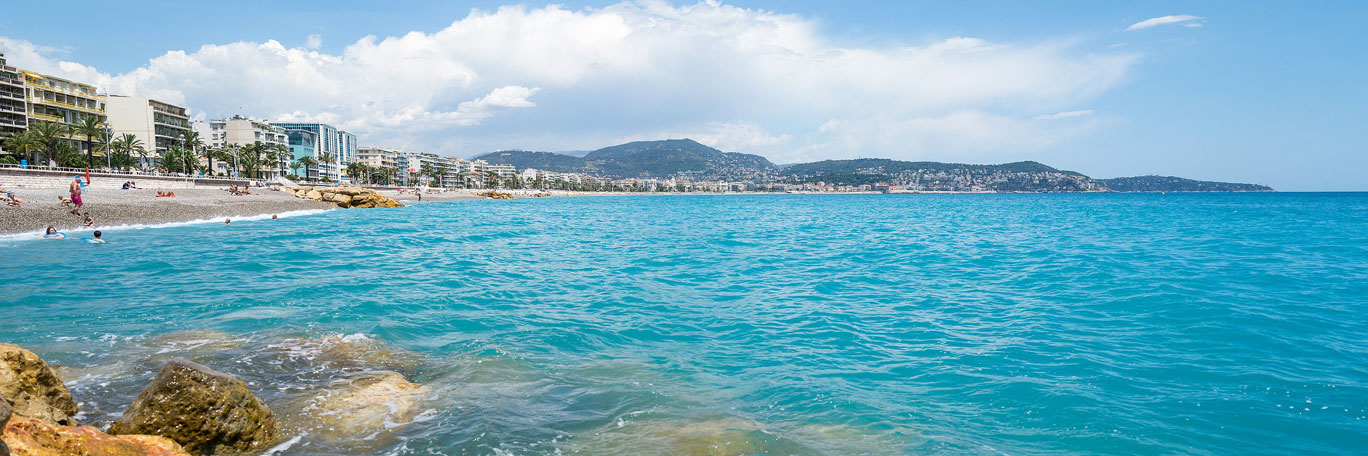 Fin de semana en Niza