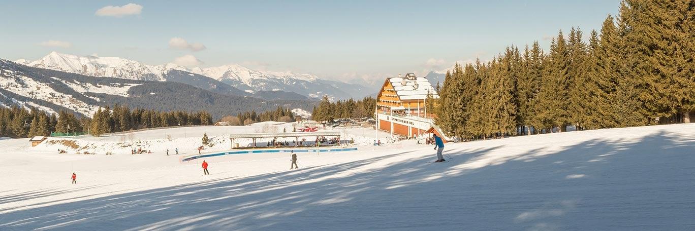 Esquí en Pascua