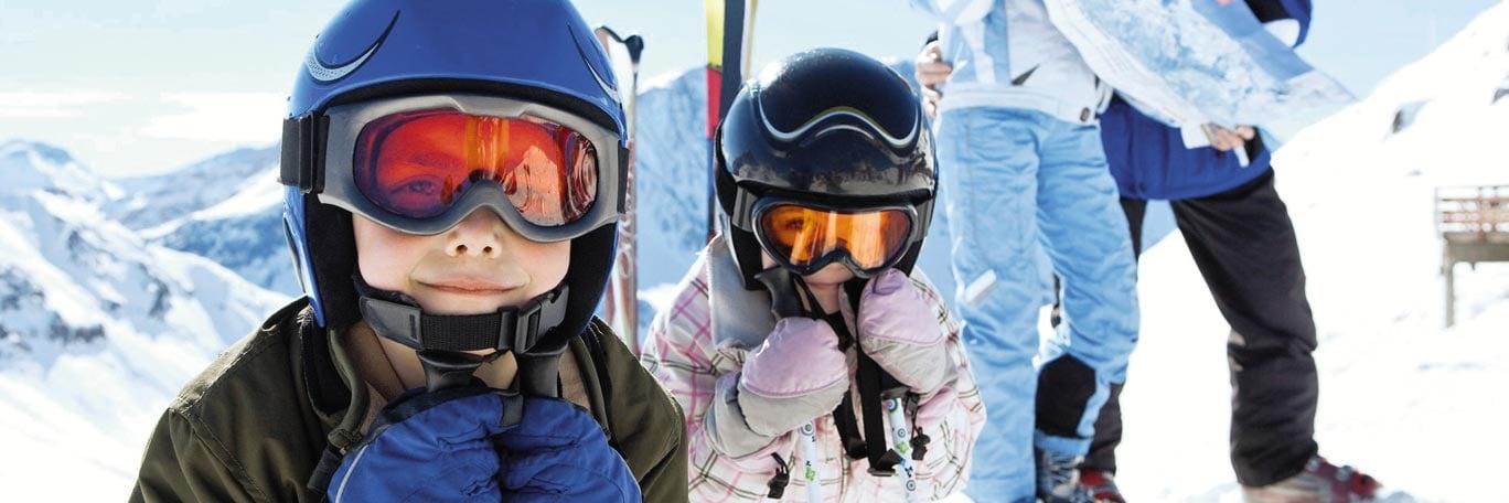 Skiën op paasvakantie