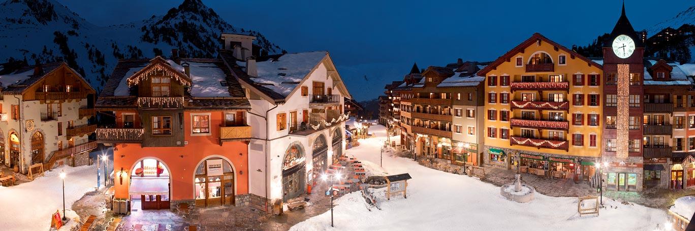 Location vacances au ski pour le nouvel an