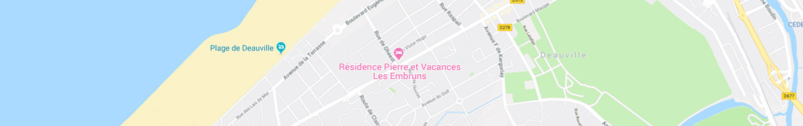 Your location residence Les Embruns