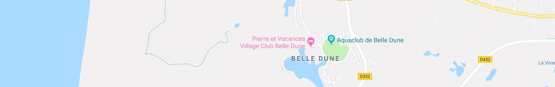 Your location resort Belle Dune