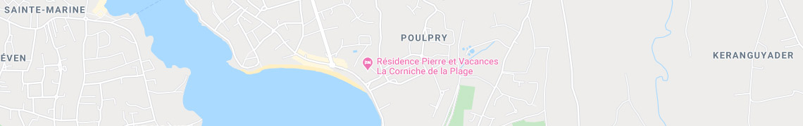 Your location residence La Corniche de la Plage