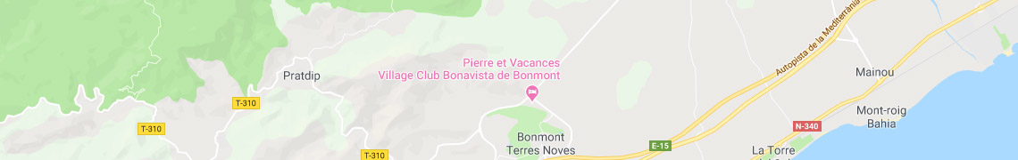 Your location resort Bonavista de Bonmont