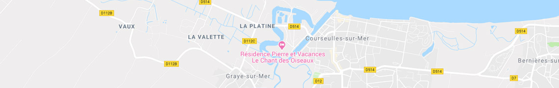 Jouw locatie residence Le Chant des Oiseaux