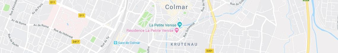 Votre localisation Résidence La Petite Venise