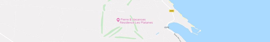 Votre localisation residence Le Domaine de Gascogne
