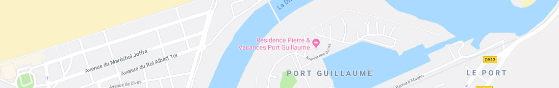 Ihre Position residence Port Guillaume