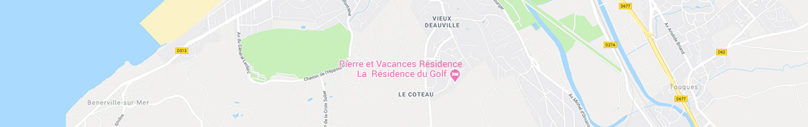 Your location Residence La Résidence du Golf