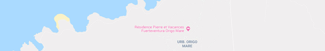 Your location resort Fuerteventura Origo Mare
