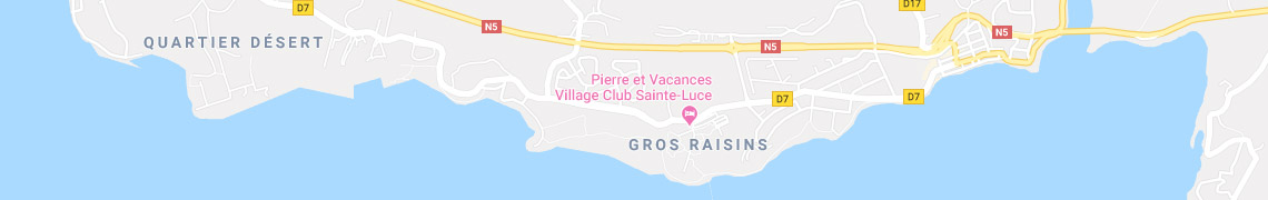 Ihre Position resort Sainte-Luce