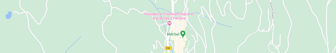 Your location residencepremium L'Hévana