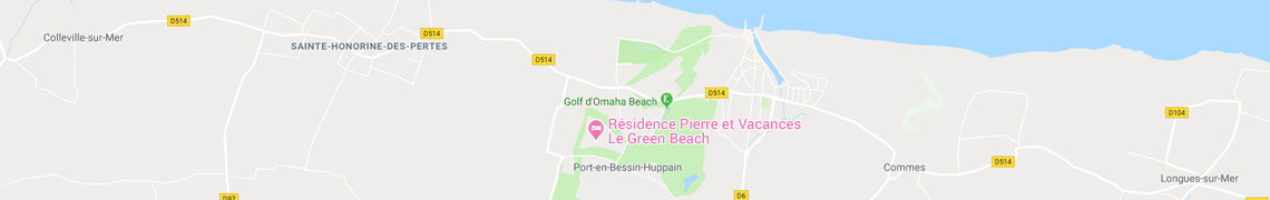 Your location residence Le Green Beach